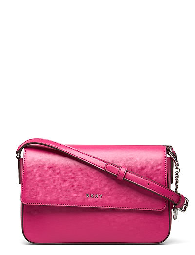 Bryant-Md Flap Xbody Bags Small Shoulder Bags - Crossbody Bags Pink DKNY BAGS