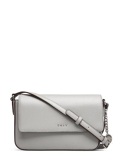 Bryant-Md Flap Xbody Bags Small Shoulder Bags - Crossbody Bags Grau DKNY BAGS