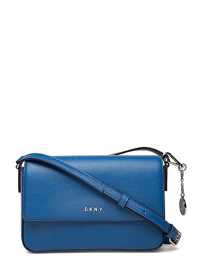 Bryant-Md Flap Xbody Bags Small Shoulder Bags - Crossbody Bags Blau DKNY BAGS
