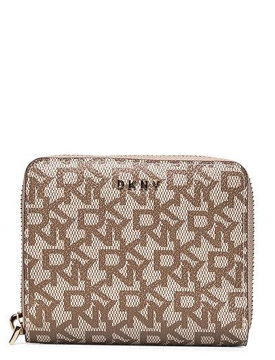 Bryant- Sm Zip Aroun Bags Card Holders & Wallets Wallets Braun DKNY BAGS