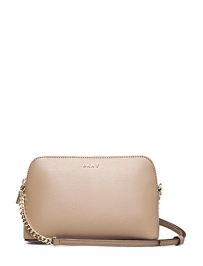 Bryant-Dome Cbody-Su Bags Small Shoulder Bags - Crossbody Bags Beige DKNY BAGS