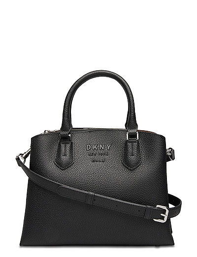 Noho-Md Trple Compt Bags Top Handle Bags Schwarz DKNY BAGS