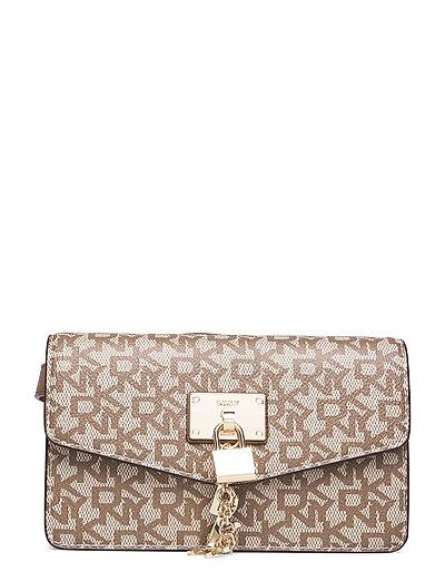 Elissa-Belt Bag-Logo Bum Bag Tasche Beige DKNY BAGS