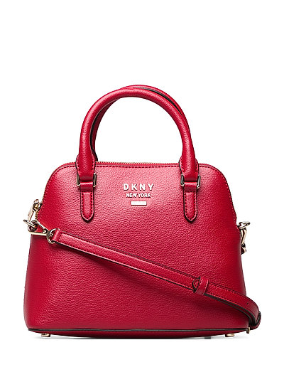 Whitney-Md Dome Satc Bags Top Handle Bags Rot DKNY BAGS