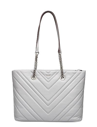 Vivian-Md Tote Bags Top Handle Bags Grau DKNY BAGS