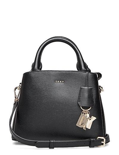 Paige-Sm Satchel Bags Top Handle Bags Schwarz DKNY BAGS