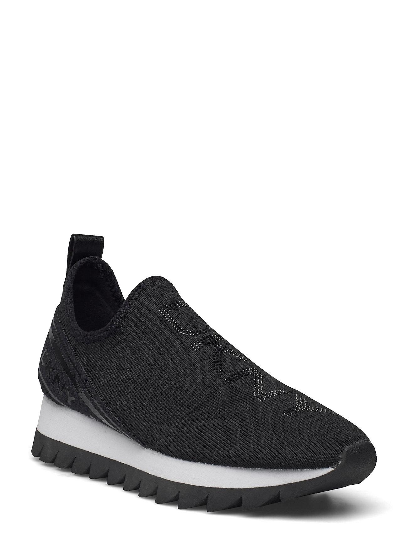 Abbi Bling Low-top Sneakers Sort DKNY