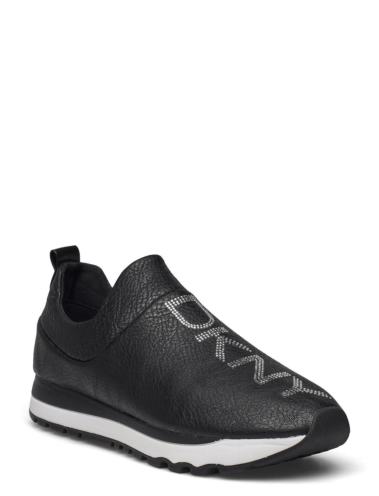 Jadyn Bling Low-top Sneakers Sort DKNY