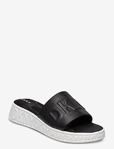 MARA - pool sliders - black