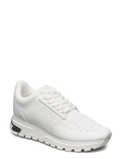 Melz Niedrige Sneaker Weiß DKNY