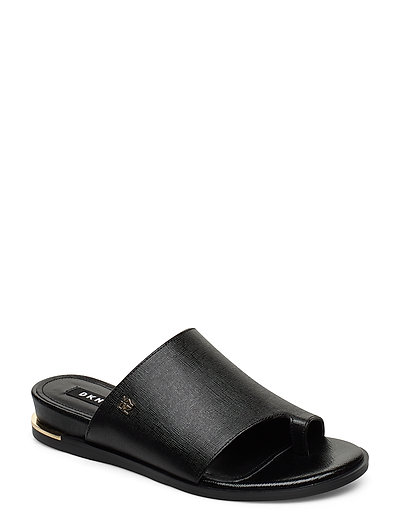 Daz Shoes Summer Shoes Flat Sandals Schwarz DKNY