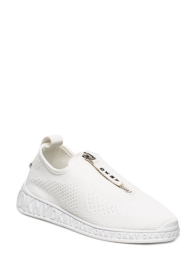 Melissa Niedrige Sneaker Weiß DKNY