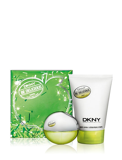 BE DELICIOUS SET W EDP30ML / BODY LOTION 100 ML - NO COLOR