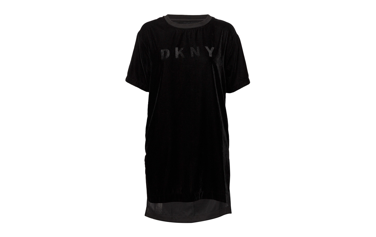 Of 2 Polyester Dkny Look Sl 1 Oxblood Sleepshirt Homewear 100 Velours Luxe ESfafn1q