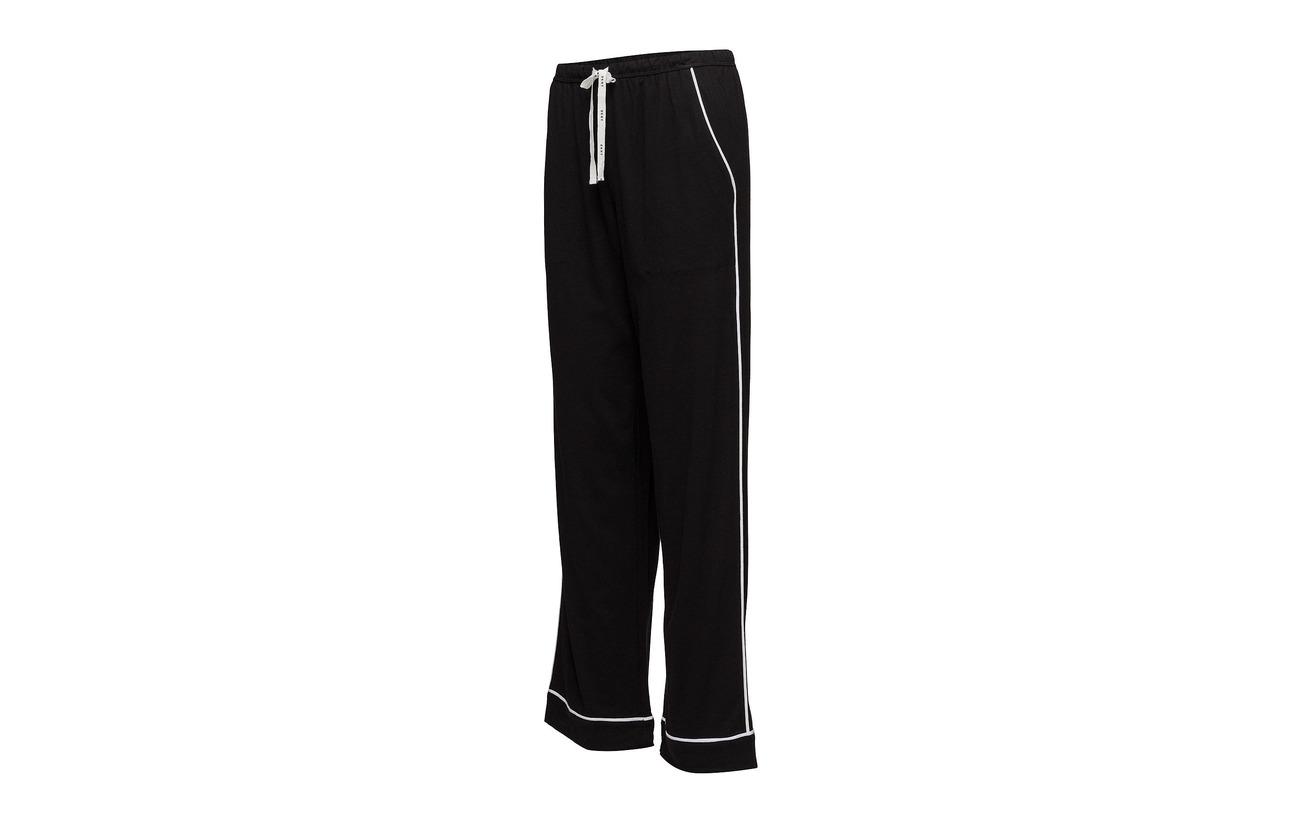 Pj Viscose s New Homewear Grey Signature Set Coton Jersey 40 Pant 60 Top Dkny L Heather amp; w84xpp1