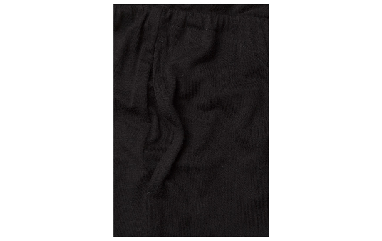 Pants Core Spandexjersey Essentials Dkny 5 Viscose Black Homewear 95 tZqwF