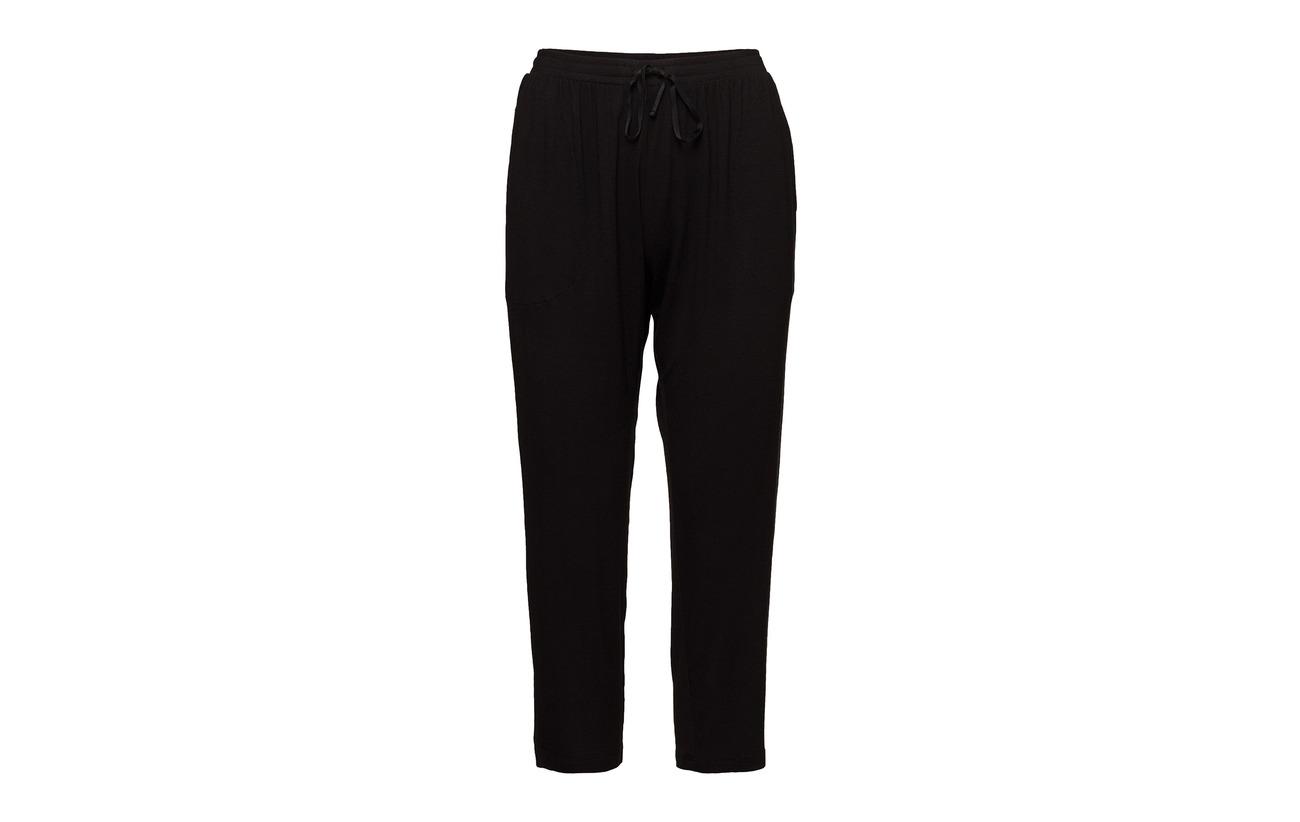 5 Homewear Core Viscose Essentials Black Capri 95 Spandexjersey Dkny 0FvaxqWq