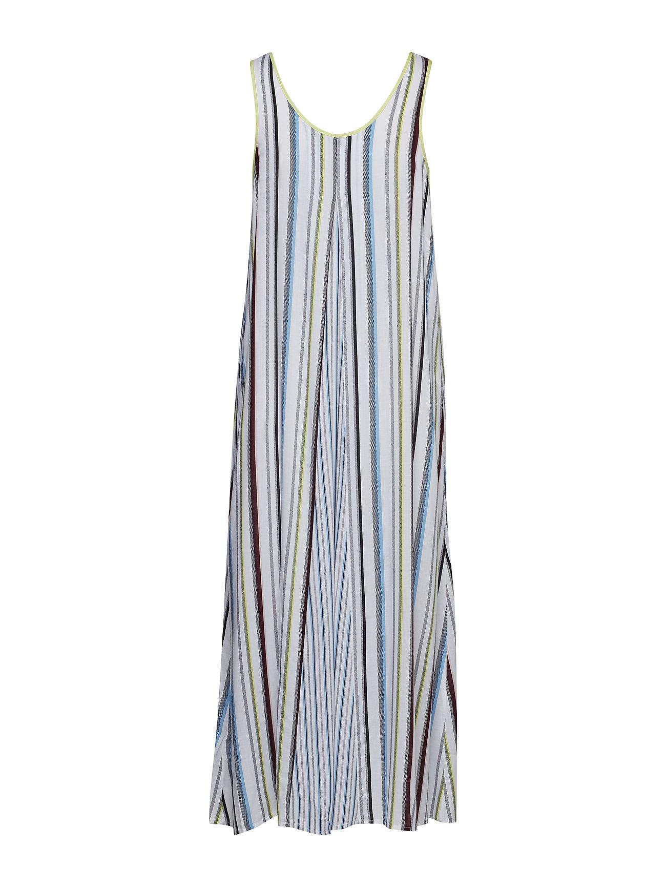 Easy Chemisewhite Does It Dkny StripeHomewear Maxi kXiOPZu