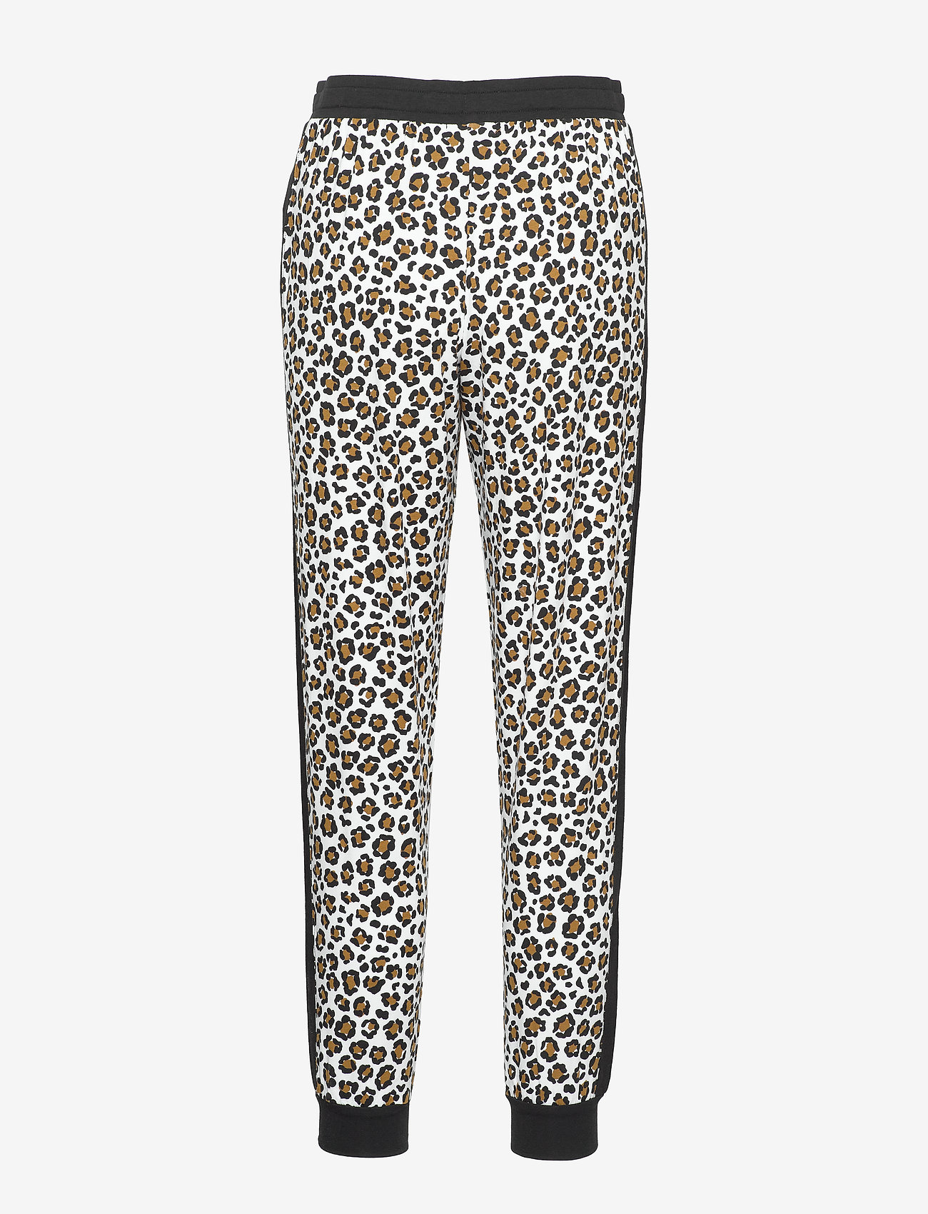 DKNY Homewear - DKNY LEAVING OUR MARK JOGGER - doły - white animal - 1