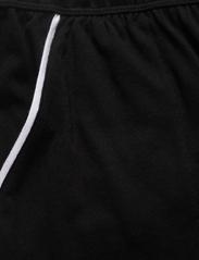 DKNY Homewear - DKNY NEW SIGNATURE S/S TOP & BOXER PJ - pyjama''s - black - 5