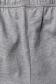 DKNY Homewear - DKNY NEW SIGNATURE S/S TOP & BOXER PJ - pyjama''s - grey heather - 8