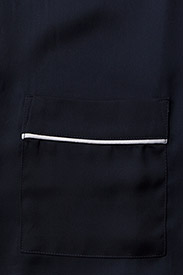DKNY Homewear - DKNY WALK THE LINE TOP & CROP PANT - pyjamas - navy - 6