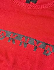 DKNY Homewear - DKNY 100% DKNY TOP, BOXER & EYEMASK BOX - pyjama''s - ruby check - 6