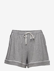 DKNY Homewear - DKNY NEW SIGNATURE S/S TOP & BOXER PJ - pyjama''s - grey heather - 2