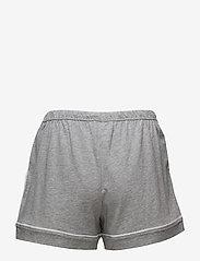 DKNY Homewear - DKNY NEW SIGNATURE S/S TOP & BOXER PJ - pyjama''s - grey heather - 3