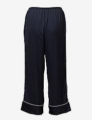 DKNY Homewear - DKNY WALK THE LINE TOP & CROP PANT - pyjamas - navy - 3