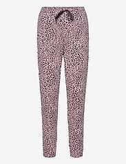 DKNY Homewear - DKNY NAME DROP TOP & JOGGER SET - pyjama''s - cosmos animal - 3
