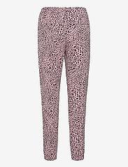 DKNY Homewear - DKNY NAME DROP TOP & JOGGER SET - pyjama''s - cosmos animal - 4
