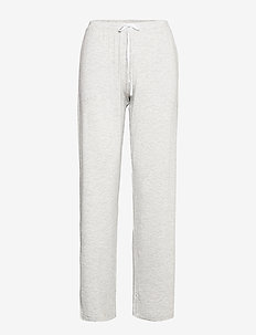 DKNY CORE ESSENTIALS PANTS - broeken - grey heather