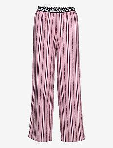 DKNY 100% DKNY PANT - underdeler - cosmos stripe