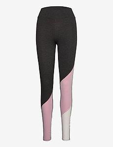 DKNY A STEP AHEAD LEGGINGS - leggings - carbon