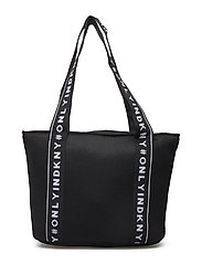 HANDLE BAG - BLACK