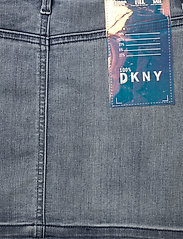DKNY kids - DENIM SKIRT - spódnice - stone - 3