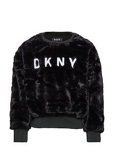 Puffer Jacket (Fuschia) (1840 kr) DKNY kids  