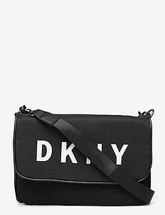 SHOULDER BAG - totes & små tasker - black