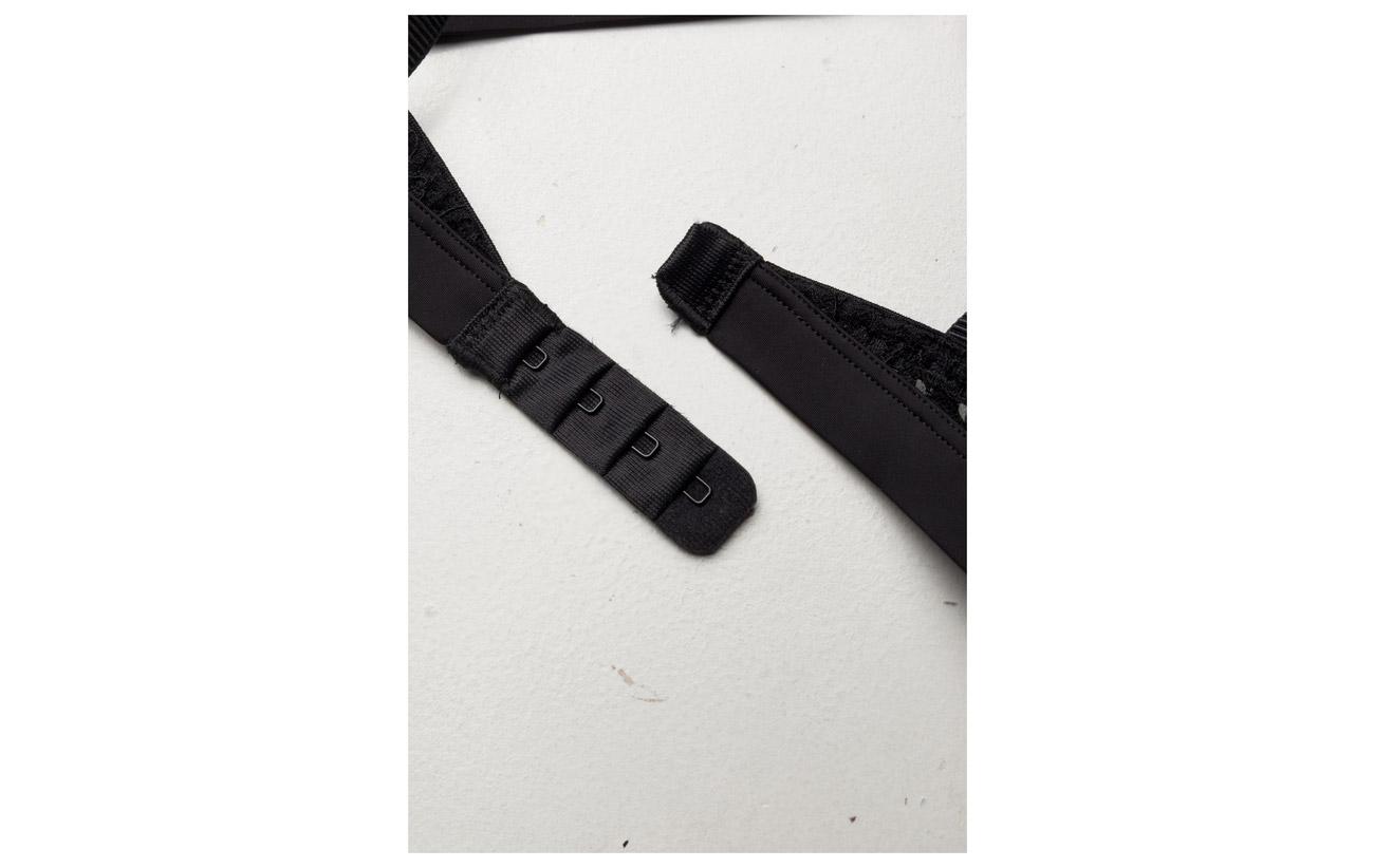 15 Dkny Classic Lace Elastane 85 Nylon Black anRCq