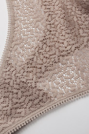 DKNY - MODERN LACE - string - champagne - 2