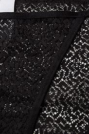 DKNY - LACE STRING BIKINI - briefs - black - 2