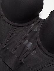 DKNY - SHEERS - bodies & slips - black - 3