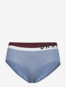CLASSIC COTTON - hipster & hotpants - cadet/vamp/white/black