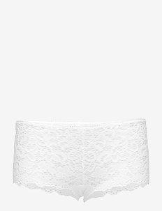 CLASSIC LACE - POPLIN WHITE