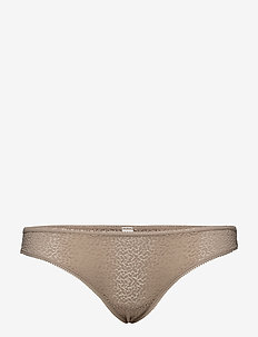 MODERN LACE - string - champagne
