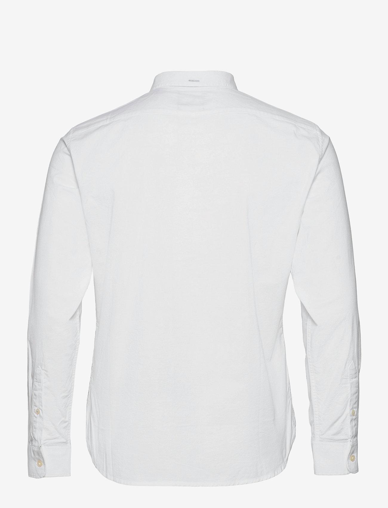 Dockers - OXFORD 2.0 PAPER WHITE - podstawowe koszulki - neutrals - 1