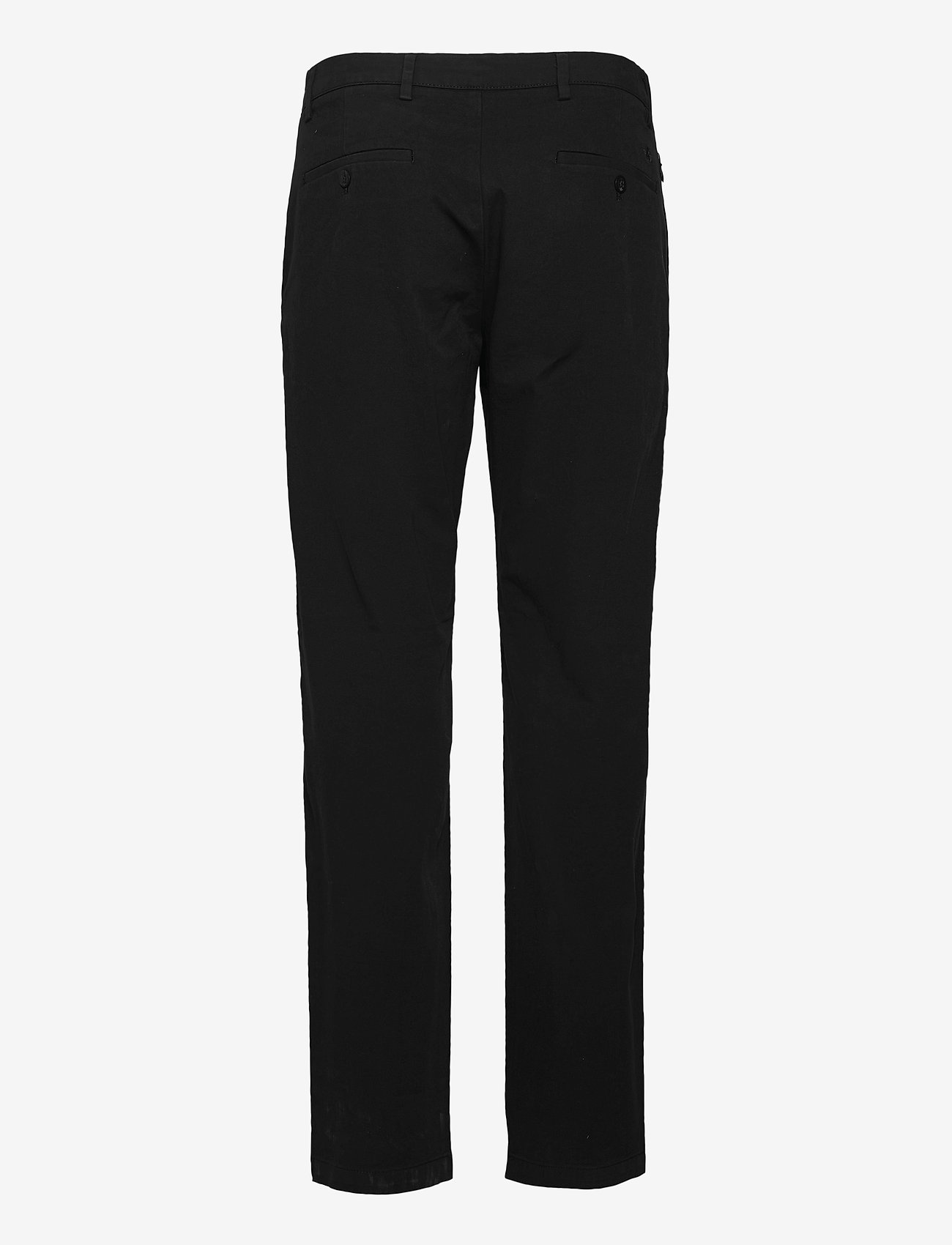 Dockers - SMART 360 CHINO STRAIGHT BLACK - chinosy - blacks - 1