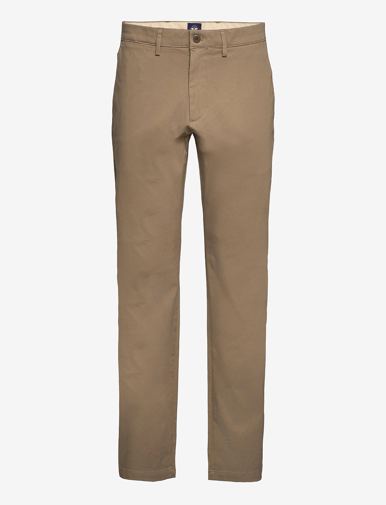 Dockers - SMART 360 CHINO STRAIGHT BROWN - chinosy - neutrals - 0