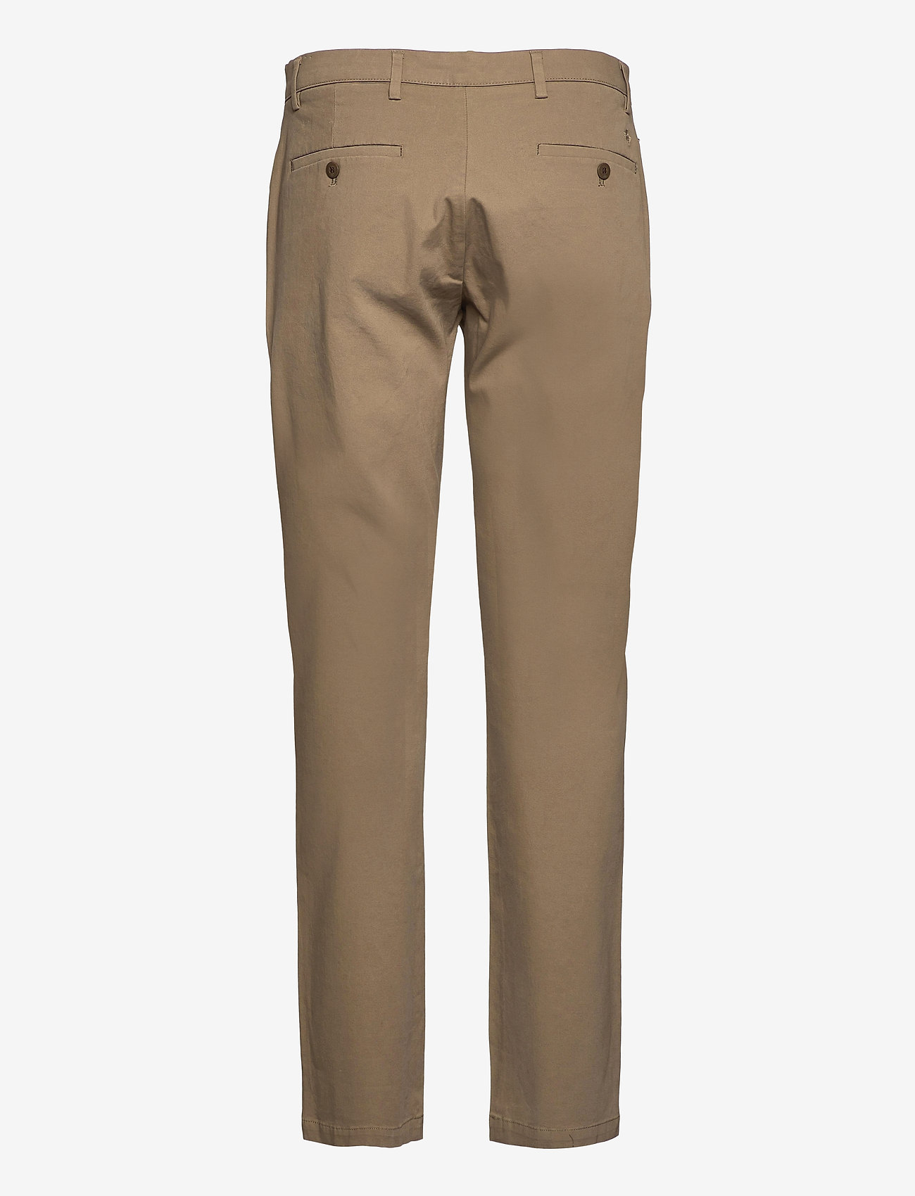 Dockers - SMART 360 CHINO STRAIGHT BROWN - chinosy - neutrals - 1